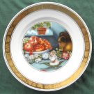 Royal Copenhagen H C Andersen plate THE THUMBELINA