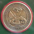 HIGHLAND US ARMY MILITARY MINT COIN SET