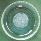 Fostoria Vintage Captiva Plate Light Blue 1983