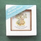 Holly Hobbie Vintage Designer Picture frame
