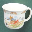 Royal Doulton Bunnykins Cup 1936 Hold On To Your Hat