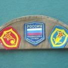 Vintage Pilotka original Russian Soviet Army uniform hat cap