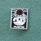 Vintage Collectors Mapta Metal Pin