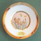Original LAL 24K Gold Chokin Art Plate PL 203