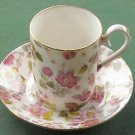 Vintage Royal Albert England Random Rose cup and saucer