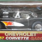 Chevrolet 1957 Corvette Gasser 1/18 diecast