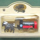 Chevron Model Standard Oil Company Kerosene Horse Drawn Wagon diecast