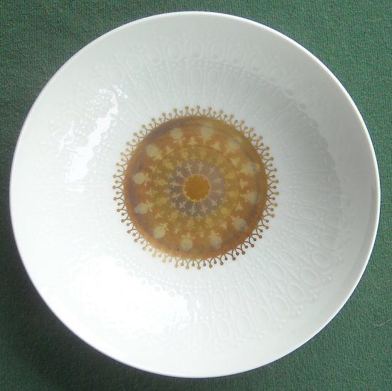 rosenthal bjorn wiinblad studio line small bowl dish