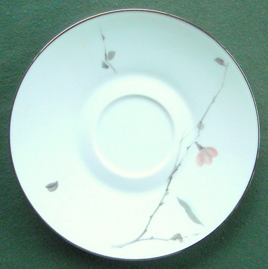 Rosenthal Germany china pattern Japanese Quince 3725 saucer