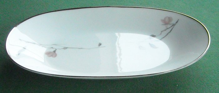 Rosenthal Germany china pattern Japanese Quince 3725 small oval serving platter