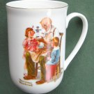 Norman Rockwell Museum The Toymaker cup mug 1982 # 2