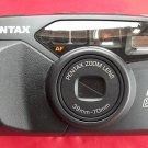 Vintage Pentax IQZ zoom lens camera black
