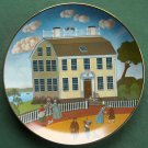 Colonial Heritage Museum Edition Robert Franke Nichols House Plate