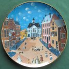 Old New York Robert Franke Colonial Heritage Museum Edition Plate