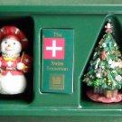 Roman Christmas Around The World Swiss Snowman