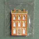 Bing & Grondahl Lilliput House Christmas ornament collection