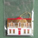 Bing & Grondahl Palladian House Christmas Ornament Collection