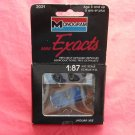 Monogram Jaguar XKE Mini Exacts HO scale die-cast 1:87
