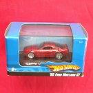 Hot Wheels 05 Ford Mustang GT Mattel 1:87