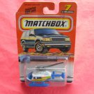 Matchbox Rescue Chopper Mattel Collector No 7