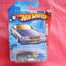Hot Wheels 84 Pontiac Stunt Car Mattel 2009