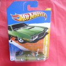 Hot Wheels 72 Ford Gran Torino Sport Mattel 2010