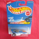 Hot Wheels Three Wheel Winter Racer Mattel Collector # 551