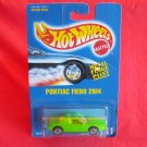 Mattel Hot Wheels Pontiac Fiero Collector No 181