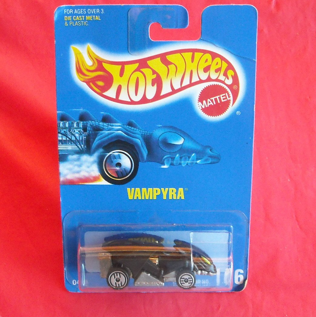 Mattel Hot Wheels Wampyra Collector No 166