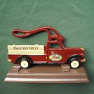 Chestnut Creek old fashioned cast iron truck nut cracker