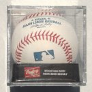 Rawlings Official Game Ball Of Major League Baseball In Case