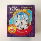 McDonald's Disney's 101 Dalmatians Snow Flurries Snow Globe Ornament