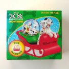 Disney's 101 Dalmatians Dog Sledding McDonald's Snow Globe