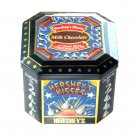 Hershey's Kisses Milk Chocolate Limited Edition Collectible Tin Can