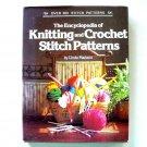 The Encyclopedia of Knitting and Crochet Stitch Patterns Hardback 1979