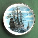 Vintage Swedish WASA Tall Ship Plate