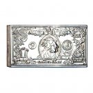 Joe Camel Cash Silver Color Metal Money Clip