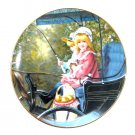 Sandra Kuck Days Gone By Plate The Surrey Ride