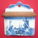 Vintage Ditmar Urbach Porcelain Salt Box