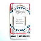 """Acme Vinyl Coated Plate Hanger for 8"""" to 10"""" Plates"""