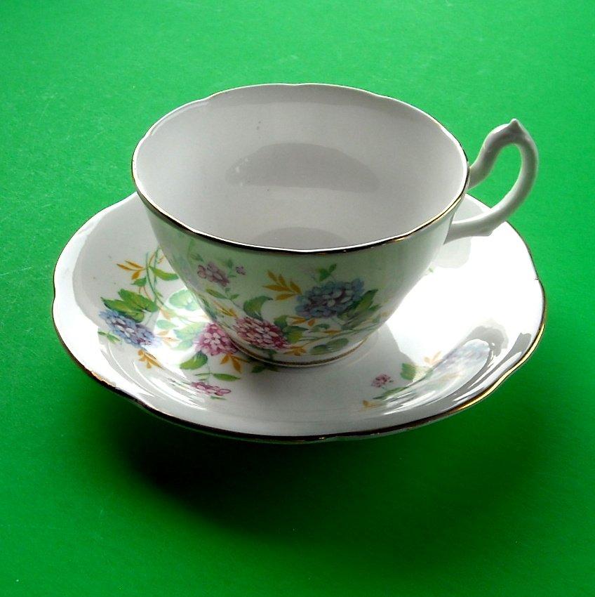 Royal Stuart Spencer Stevenson Cup & Saucer Set