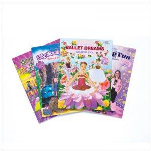 Little Princess Coloring Books