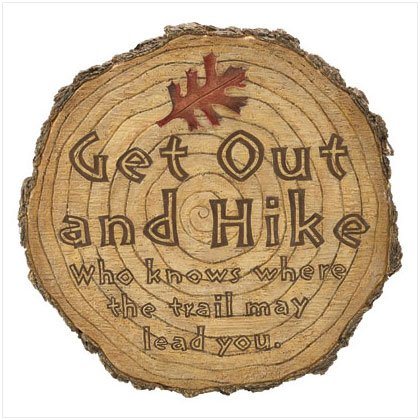 Get Out and Hike Stepping Stone