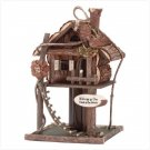 Tree House Birdhouse