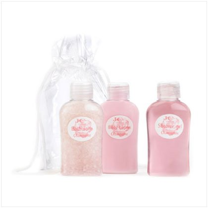 3-piece Mini Bath Gift Set-Chamomile
