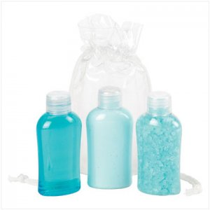 3-Piece Mini Bath Gift Set-Sea Breeze