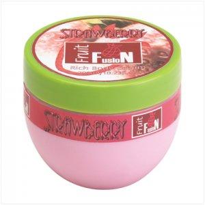 Strawberry Scent Body Cream