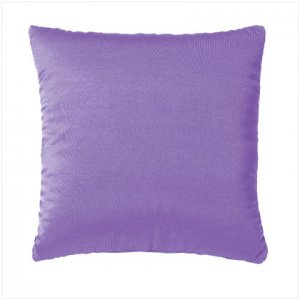 Squishy Purple Pillow