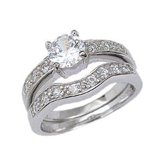 Wedding Engagement 2 Set Rings