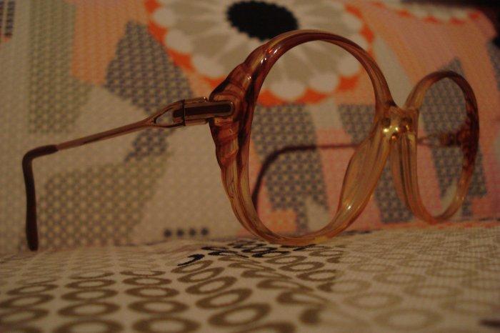 Vintage granny glasses frame